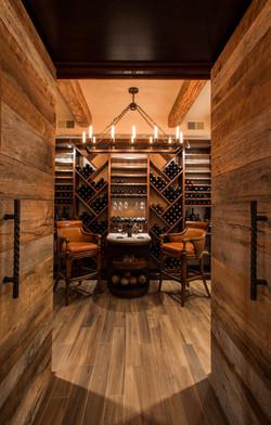 Bayberry Hills Wine Room