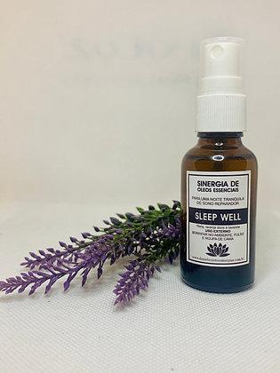 Spray aromatico Sleep Well