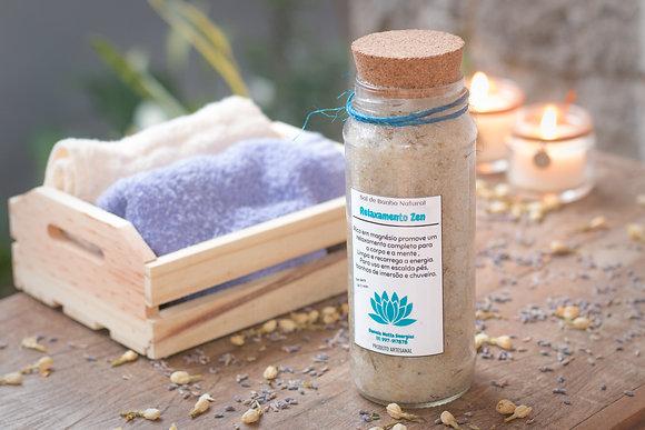 Sal de Banho Natural - Relaxamento Zen