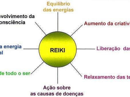Benefícios do Reiki,