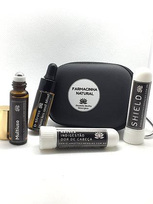 Kit Farmacinha Natural