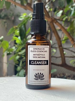 Cleanser -Spray antiseptico