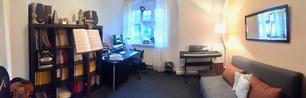 Studio 2 Panorama-Ansicht
