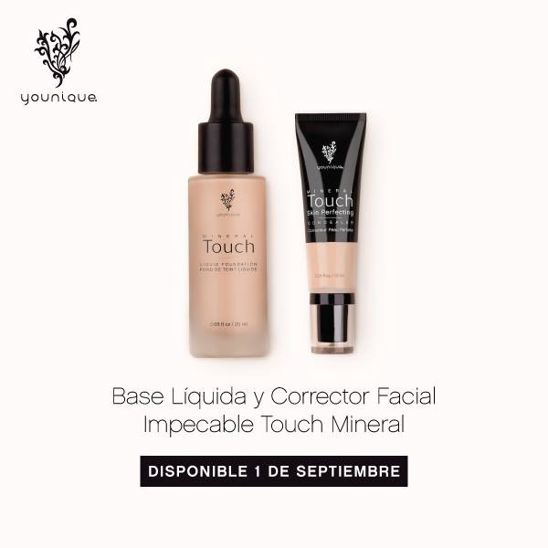 Liquid Touch Mineral Foundation
