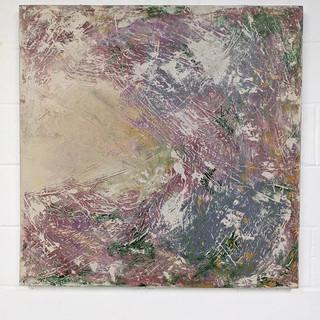 36x26 Acrylic Brushwork