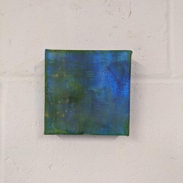 6x6 Acrylic Brushwork