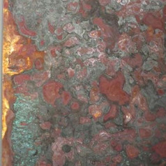24x18 copper $900