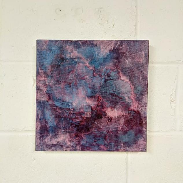 12x12 Acrylic Brushwork