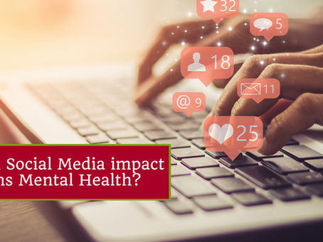 Social Media and Adolescents' and Young Adults' Mental Health