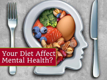 Does Your Diet Affect Your Mental Health?