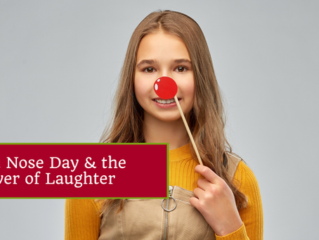 Red Nose Day and the Power of Laughter