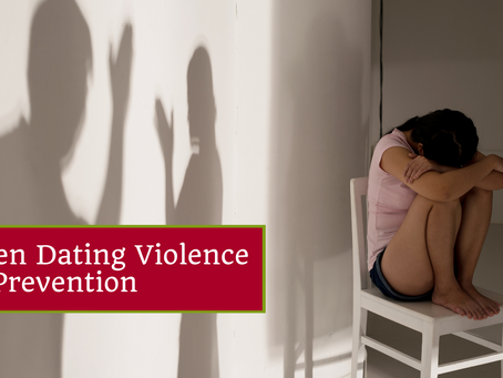 Teen Dating Violence & Prevention