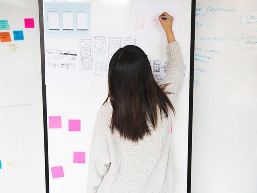 Temos oportunidades para você atuar como Design Thinker (JR) em nossos projetos futuros ...