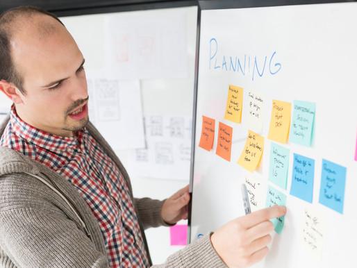 Temos oportunidades para você atuar como Agile Master em nossos projetos futuros ...