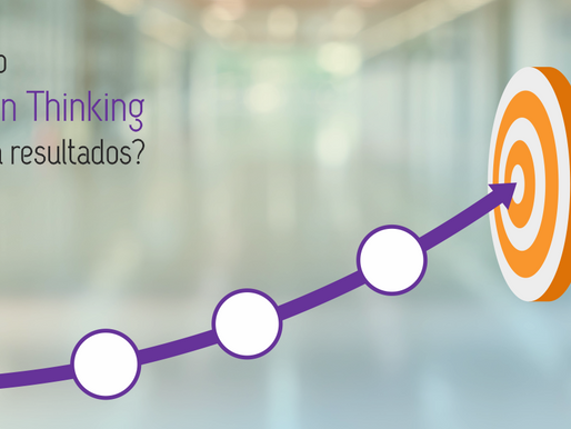 Como o design thinking otimiza resultados