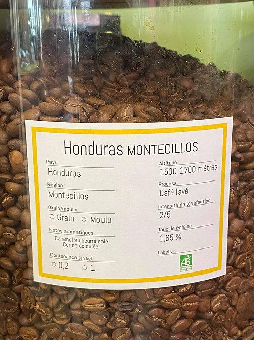 Honduras Montecillos Bio