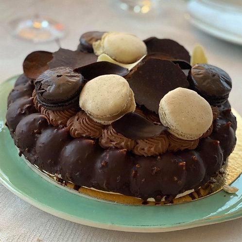 Pavlova Chocolat