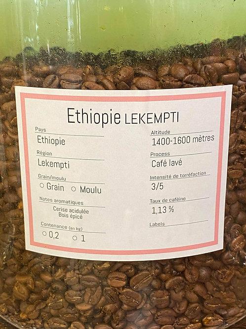 Ethiopie Lekempti