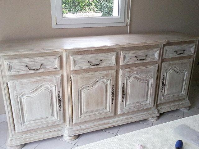 comment repeindre un meuble vernis en blanc 20170726222832. Black Bedroom Furniture Sets. Home Design Ideas