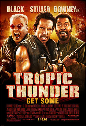 Tropic Thunder - Paramount Pictures