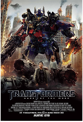 Transformers 3 - Paramount Pictures