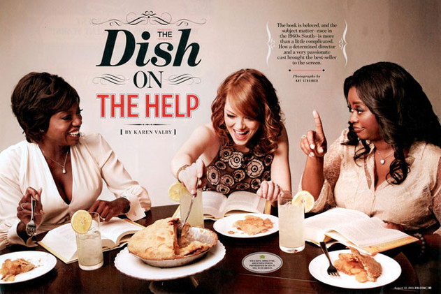 The Help - Entertainment Weekly