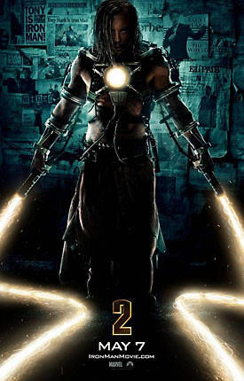Iron Man 2 - Marvel Studios / Paramount Pictures