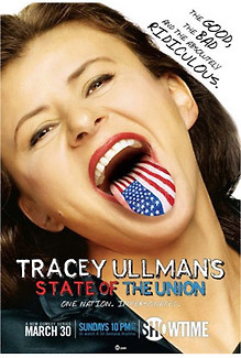 Tracey Ullman's State of the Union - Showtime