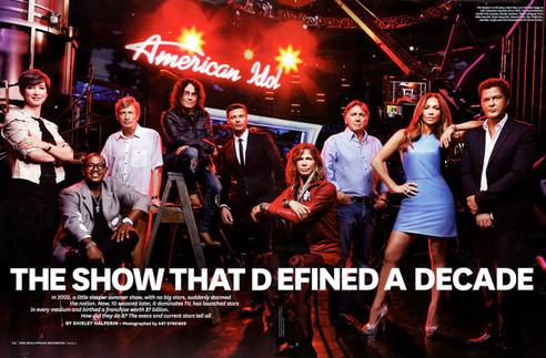 American Idol - Hollywood Reporter