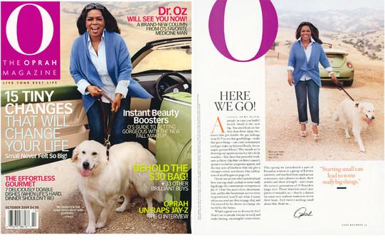 Oprah - O