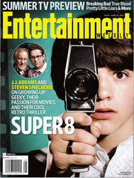 Super 8 - Entertainment Weekly