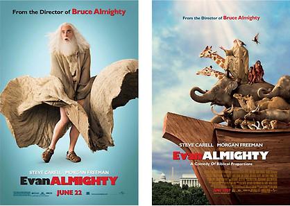Evan Almighty - Universal Pictures