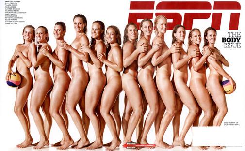 U.S. Women's Water Polo Team - ESPN