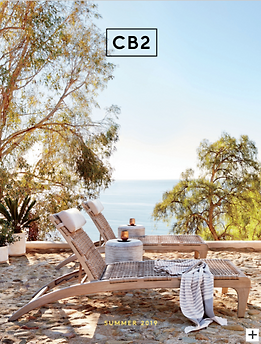 CB2 Outdoor 2019