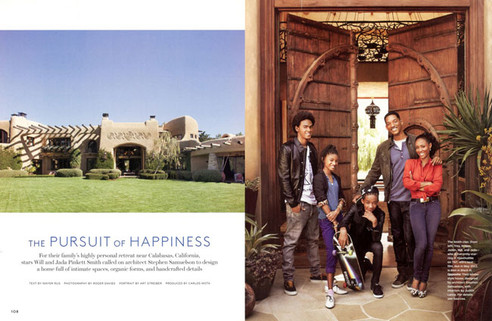 The Smith Family - Architectural Digest