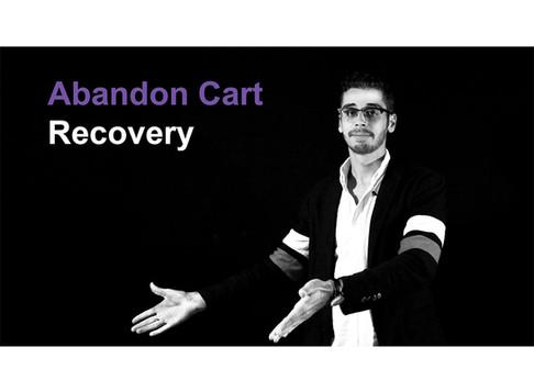 Abandon Cart Recovery