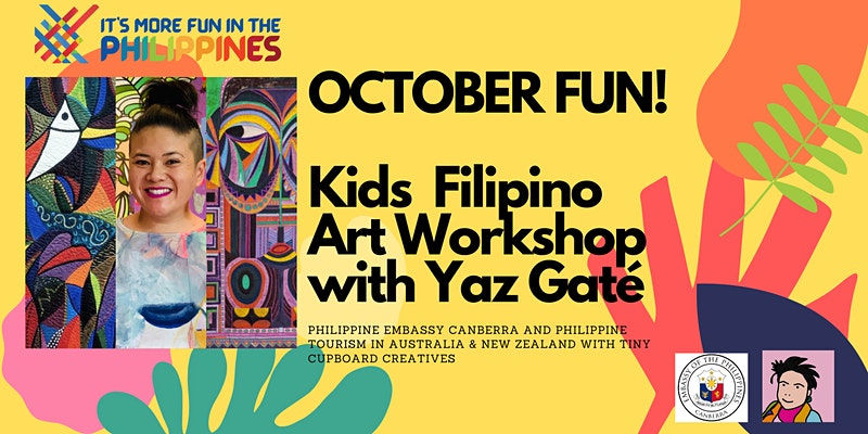 Filipino Art Workshop