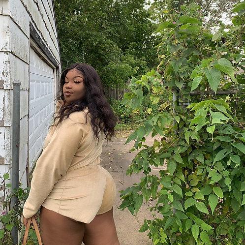 Carmel butterfly shorts