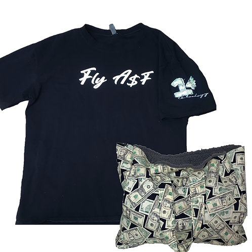 """""""Fly A$F"""" Tee"""