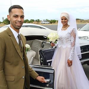ILyaas & Nashreen
