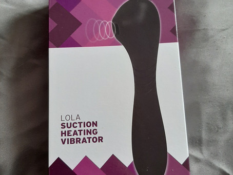 Review Lola Suction Heating Vibrator