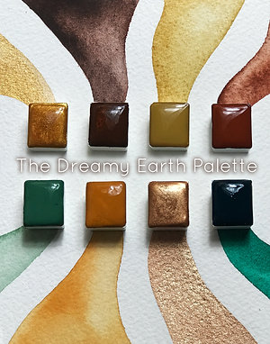 The Dreamy Earth Palette - Made to Order