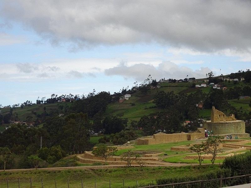 Ingapirca Inca Archaeological Complex
