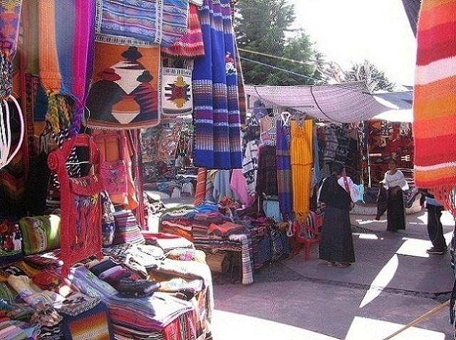 Otavalo Indigenous Market Otavalo Indigenous Market