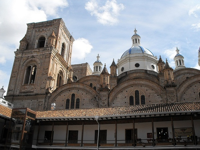 Santa Ana Cathedral of Cuenca