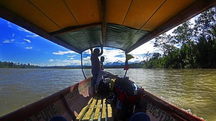 Yacuma Amazonian Rainforest Reserve