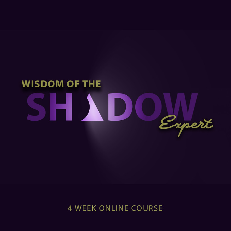 Wisdom of the Shadow Expert - 4 Online Sessions