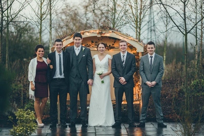 Sarah's winter wedding