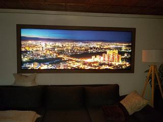Lichtbild Wohnzimmer