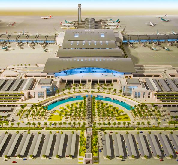 Muscat International and Salalah Airports